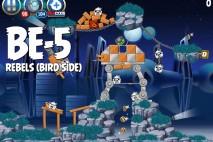 Angry Birds Star Wars 2 Rebels Level BE-5 Walkthrough