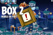 Angry Birds Star Wars 2 Rebels BE-5 Bonus Box Walkthrough