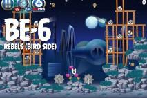 Angry Birds Star Wars 2 Rebels Level BE-6 Walkthrough