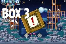 Angry Birds Star Wars 2 Rebels BE-6 Bonus Box Walkthrough
