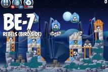 Angry Birds Star Wars 2 Rebels Level BE-7 Walkthrough