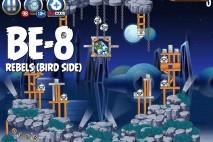 Angry Birds Star Wars 2 Rebels Level BE-8 Walkthrough