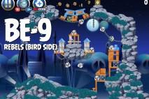 Angry Birds Star Wars 2 Rebels Level BE-9 Walkthrough