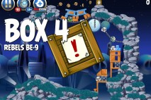 Angry Birds Star Wars 2 Rebels BE-9 Bonus Box Walkthrough