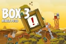 Angry Birds Star Wars 2 Rebels PE-10 Bonus Box Walkthrough
