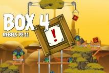 Angry Birds Star Wars 2 Rebels PE-11 Bonus Box Walkthrough