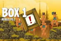 Angry Birds Star Wars 2 Rebels PE-2 Bonus Box Walkthrough