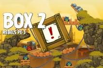 Angry Birds Star Wars 2 Rebels PE-3 Bonus Box Walkthrough