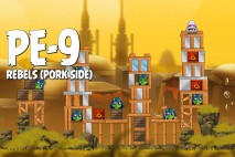 Angry Birds Star Wars 2 Rebels Level PE-9 Walkthrough