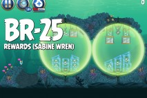 Angry Birds Star Wars 2 Rewards Chapter Level BR-25 Sabine Wren Walkthrough