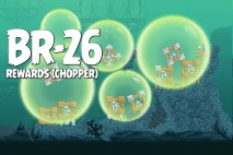 Angry Birds Star Wars 2 Rewards Chapter Level BR-26 Chopper Walkthrough