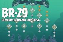 "Angry Birds Star Wars 2 Rewards Chapter Level BR-29 Garazeb ""Zeb"" Orrelios Walkthrough"