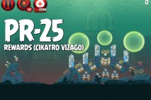 Angry Birds Star Wars 2 Rewards Chapter Level PR-25 Cikatro Vizago Walkthrough