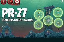 Angry Birds Star Wars 2 Rewards Chapter Level PR-27 Agent Kallus Walkthrough