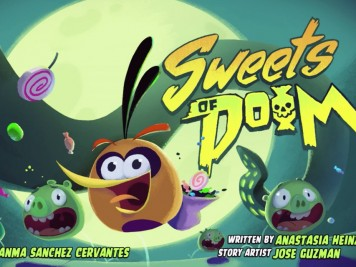Angry Birds Toons 2 Episode 2 Sweet of Doom Teaser