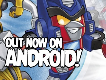 Angry Birds Transformers Out Now for Android Thumbnail