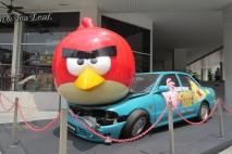Angry Birds Activity Park JB Malaysia Sculpture
