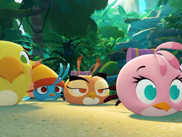 Angry Birds Stella - The Animated Series