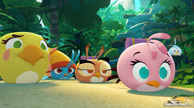 A Piggy Review Of Angry Birds Stella Episodes 1 And 2