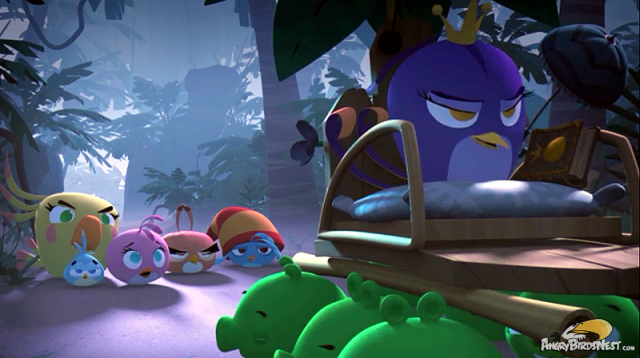 A Piggy Review of Angry Birds Stella Episodes 1 and 2 | AngryBirdsNest