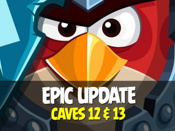 Angry Birds Epic Updated with Caves 12 and 13 Featured Image