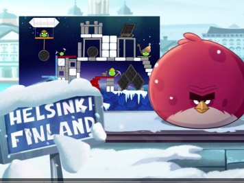 Angry Birds Seasons On Finn Ice First Video Trailer Thumbnail