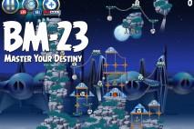 Angry Birds Star Wars 2 Master Your Destiny Level BM-23 Walkthrough