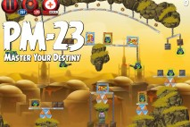 Angry Birds Star Wars 2 Master Your Destiny Level PM-23 Walkthrough