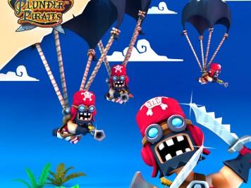 Plunder Pirates Free to Pee Update Sky Raider Image