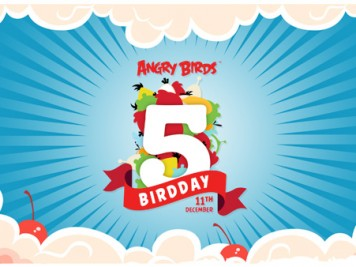 Angry Birds BirdDay 5 Coming Soon