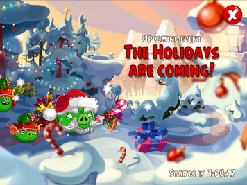 Angry Birds Epic Holiday Event