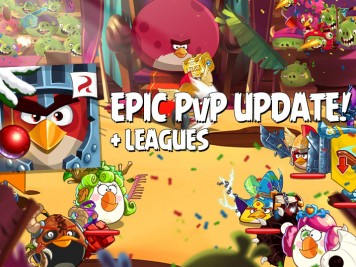 Angry Birds Epic PvP Update Featured Image 980x530
