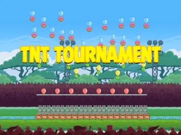 Angry Birds Friends Special TNT Tournament Featured Image