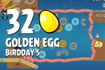 Angry Birds Golden Egg #32 Walkthrough