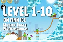 Mighty Eagle Walkthrough On Finn Ice Level 1-10