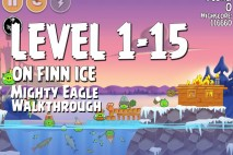 Mighty Eagle Walkthrough On Finn Ice Level 1-15
