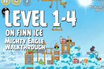 Mighty Eagle Walkthrough On Finn Ice Level 1-4