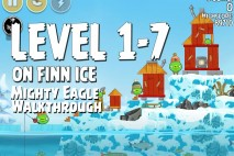 Mighty Eagle Walkthrough On Finn Ice Level 1-7