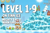 Mighty Eagle Walkthrough On Finn Ice Level 1-9