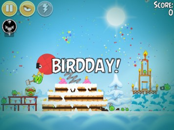 Angry Birds Seasons The Pig Days 2-10