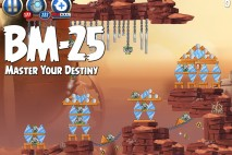 Angry Birds Star Wars 2 Master Your Destiny Level BM-25 Walkthrough