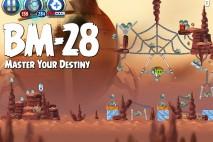 Angry Birds Star Wars 2 Master Your Destiny Level BM-28 Walkthrough