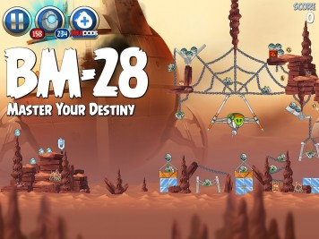 Angry Birds Star Wars 2 Master Your Destiny BM-28