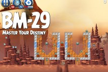 Angry Birds Star Wars 2 Master Your Destiny Level BM-29 Walkthrough