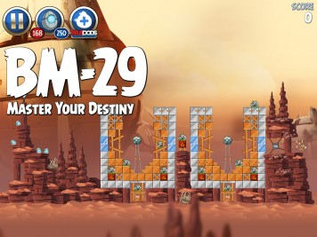 Angry Birds Star Wars 2 Master Your Destiny BM-29