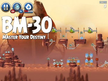 Angry Birds Star Wars 2 Master Your Destiny BM-30