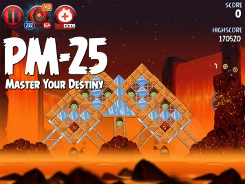 Angry Birds Star Wars 2 Master Your Destiny PM-25