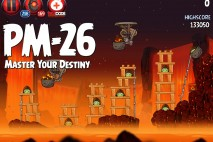 Angry Birds Star Wars 2 Master Your Destiny Level PM-26 Walkthrough