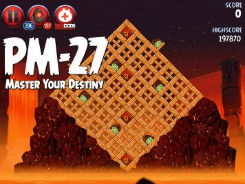 Angry Birds Star Wars 2 Master Your Destiny PM-27