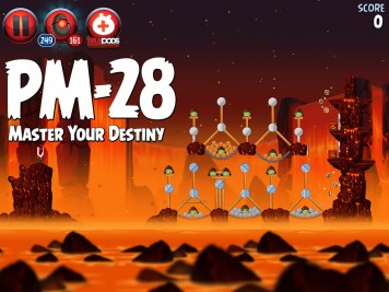 Angry Birds Star Wars 2 Master Your Destiny PM-28